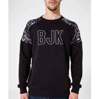 Beşiktaş Raglan Feather Sweater Heren 7920210