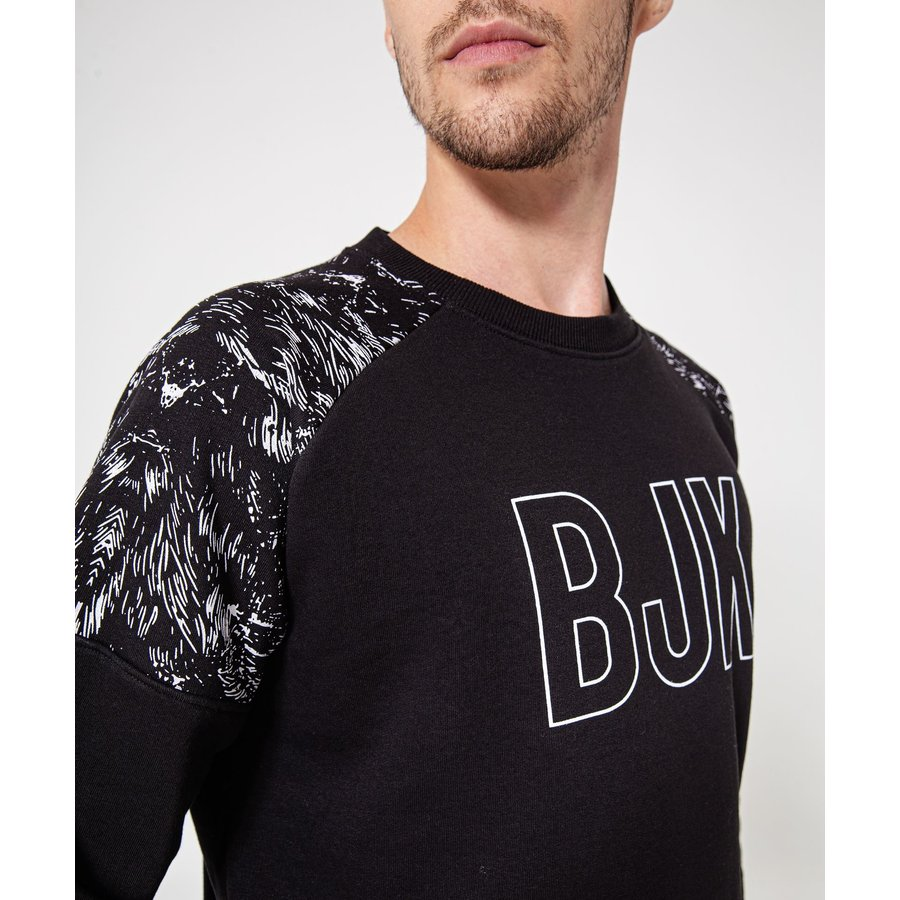 Beşiktaş Mens Raglan Feather Sweater 7920210