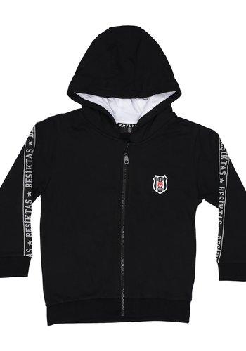 Beşiktaş Sweater Mit Reissverschlus Kinder K19-151