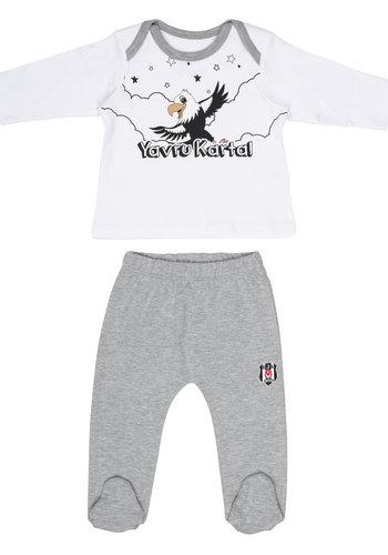 Beşiktaş Baby Set 2 st. K19-112