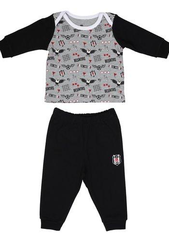 Beşiktaş Baby Set 2 pcs. K19-123