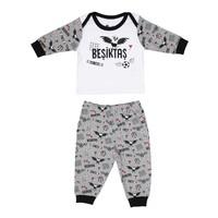 Beşiktaş Baby Set 2 pcs. K19-124