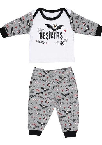 Beşiktaş Baby Set 2 st. K19-124