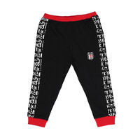 Beşiktaş Trainingshose Baby K19-132 Schwarz-Rot