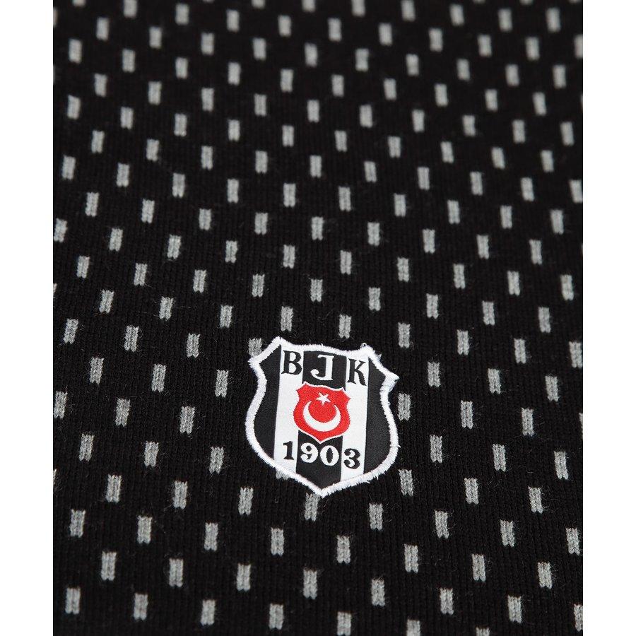 Beşiktaş Mens Scarf 05 Black