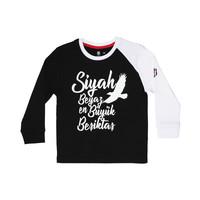 Beşiktaş T-Shirt Lange Mouwen Kinderen K19-140