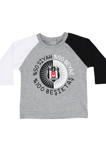 Beşiktaş Langarmshirt Baby K19-131