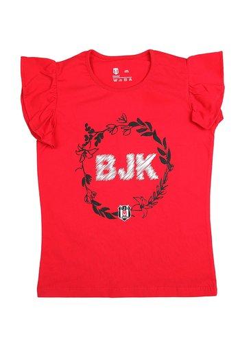 Beşiktaş T-Shirt Meisjes Kinderen Y19-136