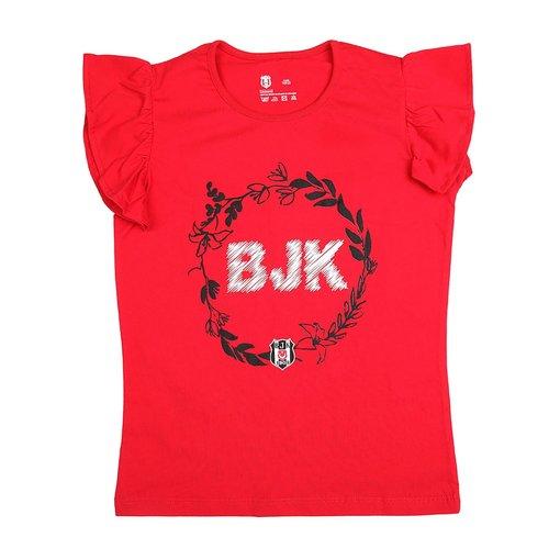 Beşiktaş Kids Girls T-Shirt  Y19-136
