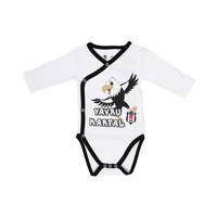 Beşiktaş Baby Body Lange Mouwen K19-102