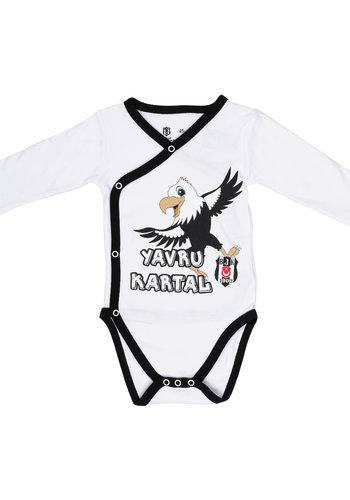 Beşiktaş Baby Langarmbody K19-102
