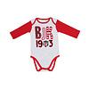 Beşiktaş Baby Body Lange Mouwen K19-107
