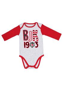Beşiktaş Baby Langarmbody K19-107
