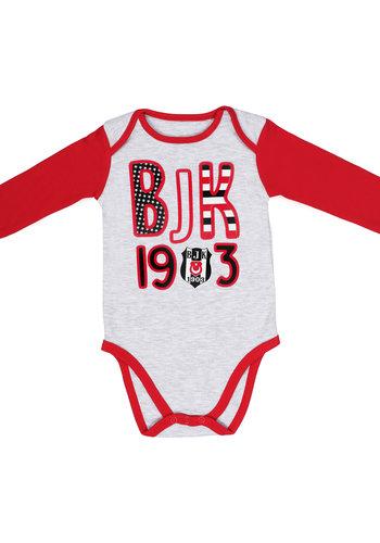 Beşiktaş Body Bébé manches longues K19-107