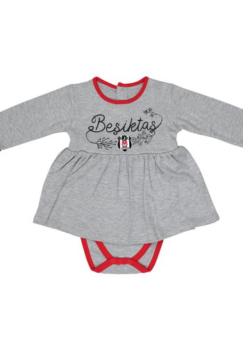 Beşiktaş Girls Baby Long Sleeved Body K19-108