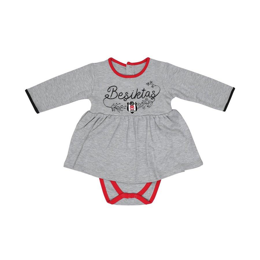 Beşiktaş Girls Baby Long Sleeved Body K19-108