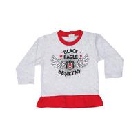 Beşiktaş Mädchen Baby Langarmshirt K19-128