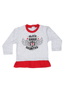 Beşiktaş T-Shirt Bébé-filles manches longues K19-128