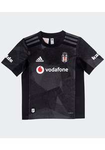 adidas Beşiktaş Mini Shirtset Schwarz 19-20
