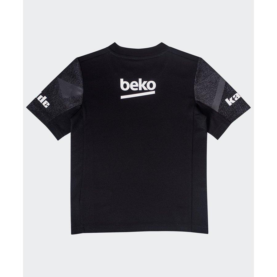 adidas Beşiktaş Mini Shirtset Zwart 19-20
