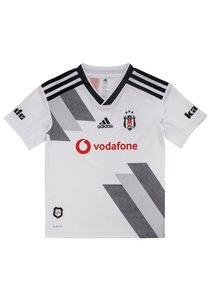 adidas Beşiktaş Mini Shirtset White 19-20