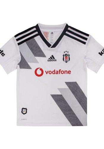 adidas Beşiktaş Mini Shirtset Weiss 19-20
