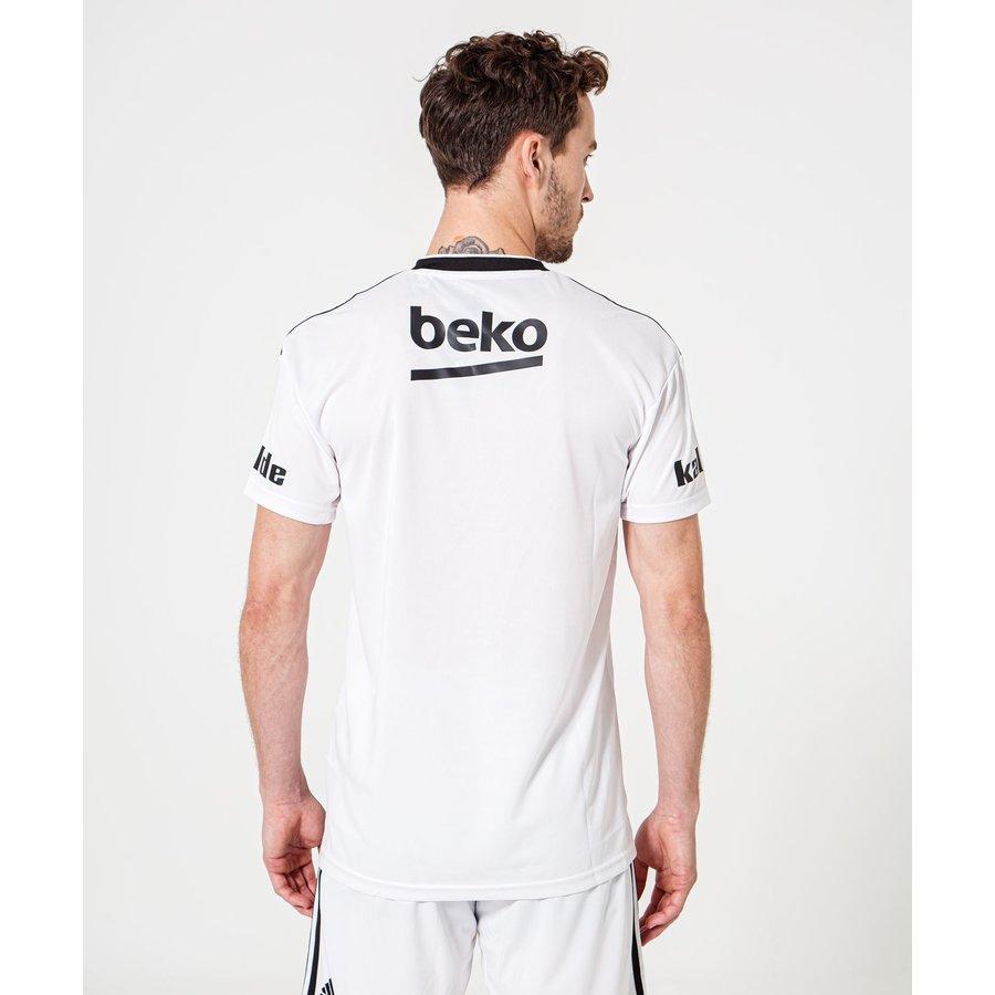 adidas Beşiktaş White Shirt 19-20