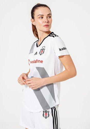 adidas Beşiktaş Damesshirt Wit 19-20