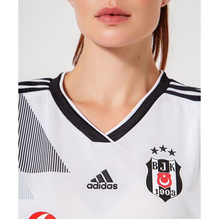 adidas Beşiktaş Damentrikot Weiss 19-20