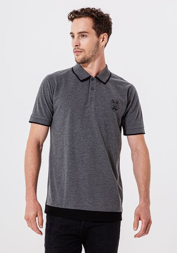 Beşiktaş Layer Polo T-Shirt Herren 7920120