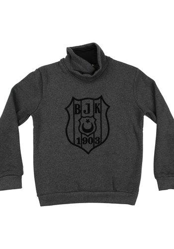 Beşiktaş Logo Kapuzenpullover Kinder 6920221