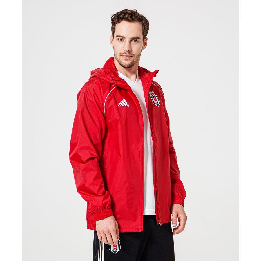 adidas Beşiktaş 19-20 Core Raincoat CV3695