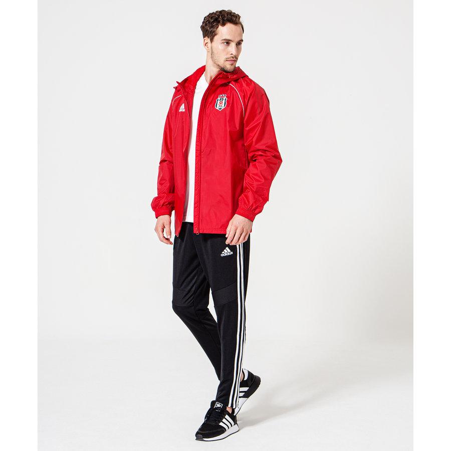 adidas Beşiktaş 19-20 Core Regenmantel CV3695