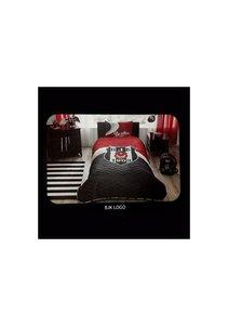 Beşiktaş bed sheet set Logo