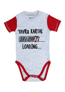 Beşiktaş Short Sleeved Baby Body Y20-106