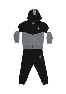 Beşiktaş Hooded Trainingspak Kinderen Y20-141