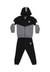 Beşiktaş Kapuzen Trainingsanzug Kinder Y20-141
