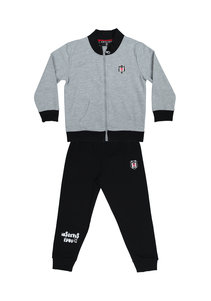 Beşiktaş Kapuzen Trainingsanzug Kinder Y20-142