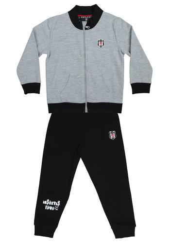 Beşiktaş Kids Hooded Tracksuit Y20-142