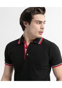 Beşiktaş Linear Polo T-Shirt Herren 7020139