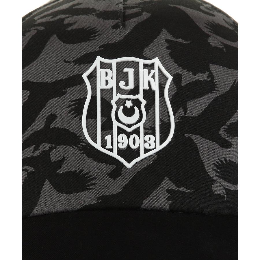 Beşiktaş Casquette Allover Eagle 10 Pour Enfants