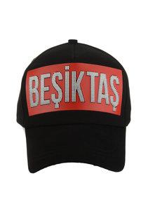Beşiktaş Kinder Nageldruck Kappe 12