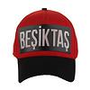 Beşiktaş Nail Print Cap 03 Red