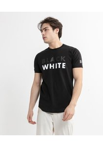 Beşiktaş Black-White T-Shirt Heren 7020105