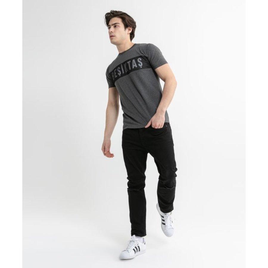 Beşiktaş Chestring T-Shirt Heren 7020111