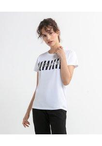Beşiktaş B&W T-Shirt Pour Femmes 8020104
