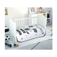 Beşiktaş Mini Adler Baby Decke 100*120