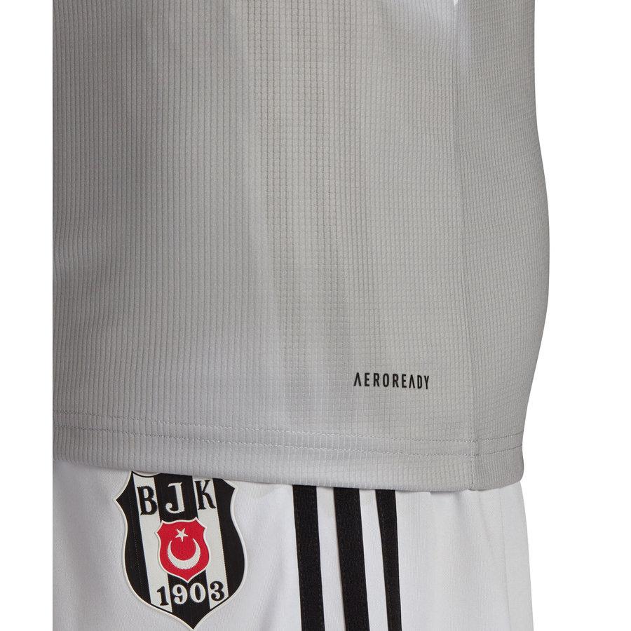 adidas Beşiktaş Trikot Weiss 20-21