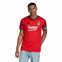 adidas Beşiktaş Shirt Rood 20-21