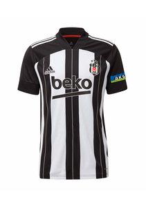 adidas Beşiktaş Trikot 20-21 Gestreift